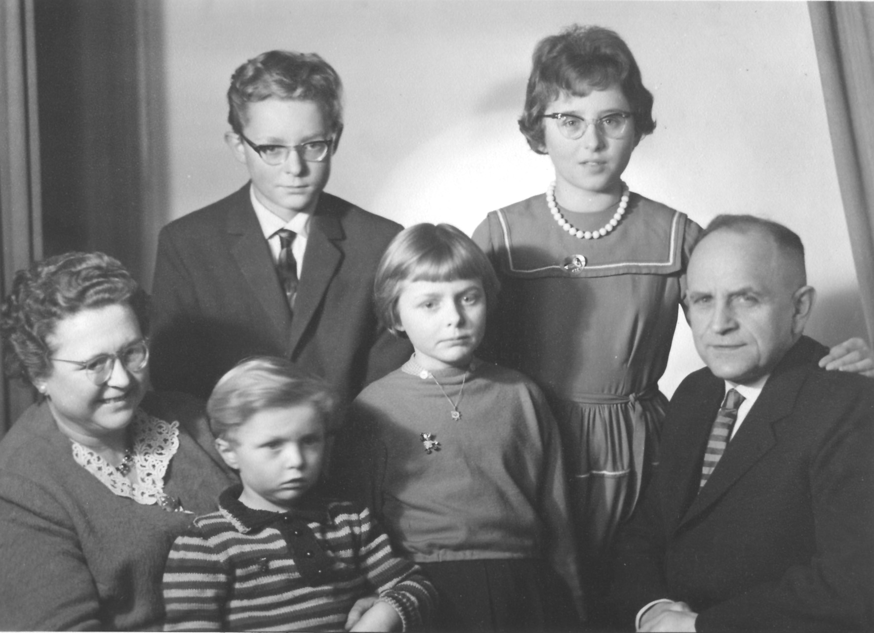 Family Life in the 1950s  My Learning